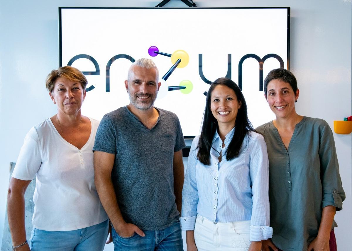 Nouveau partenariat ENZYM / l-idel.fr